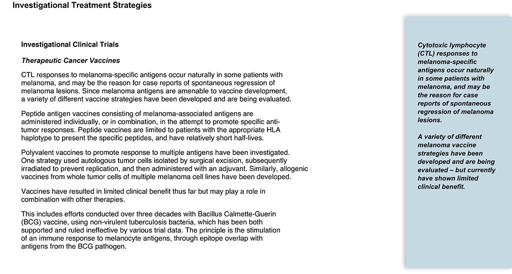 Oncology_Melanoma